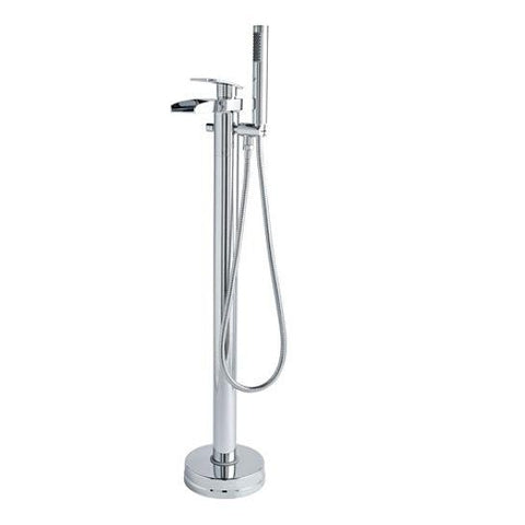 Hudson Reed Rhyme Bath Shower Mixer Hp1