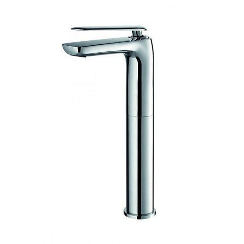 Allore Tall Basin Mixer With Cllicker Waste Set