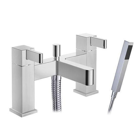 Afon Bath Shower Mixer With Handset