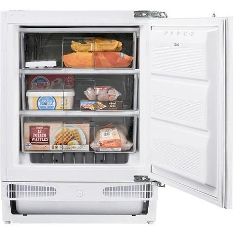 Belling Ufrz Built Under Freezer Integrated Fridge Freezers