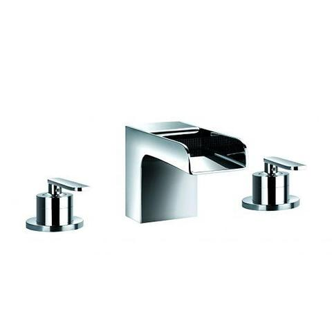 Cascade 3-Hole Bath Filler