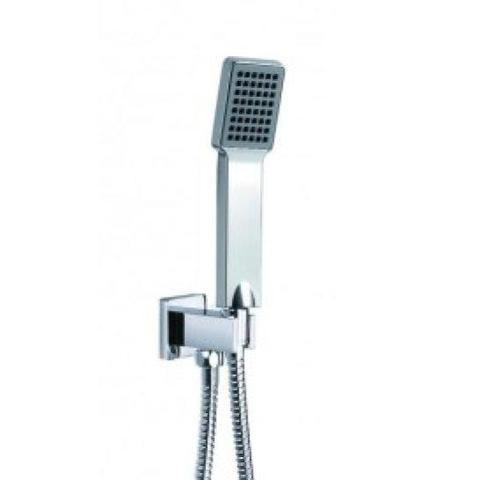 Cahss Cascade Shower Set With Bracket Outlet Elbow Ki034 Hand And K1200D Hose Heads