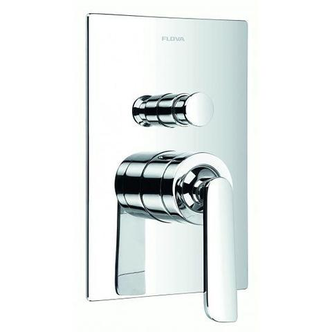 Cascade Concealed Manual Shower Mixer 2-Way Diverter With Smartbox Surface Valves