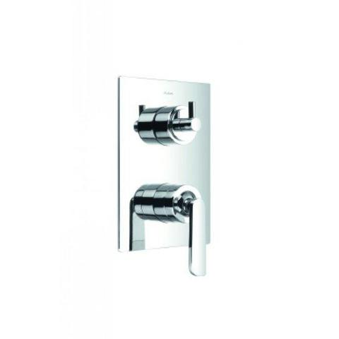 Cascade Concealed Manual Shower Mixer 3-Way Diverter With Smartbox Surface Valves