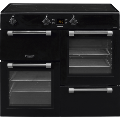 Leisure Ck100D210 100 Cookmaster Induction Range Cooker Cookers