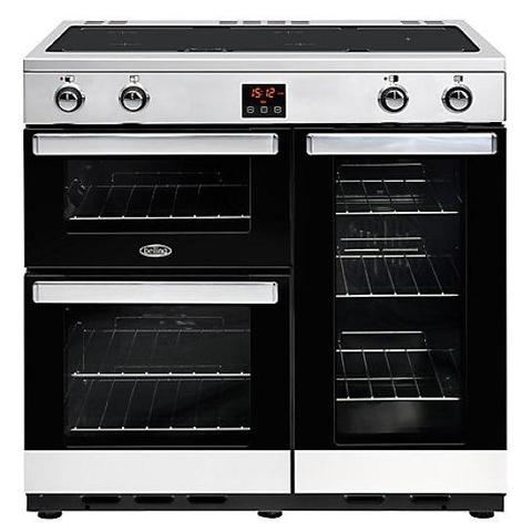 Belling Cookcentre 90Ei Induction Range Cooker Cookers