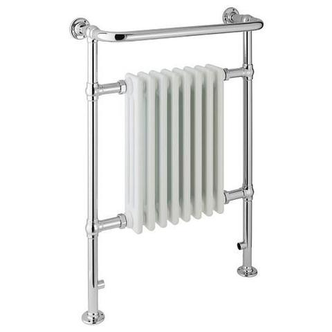 Crown Heated Towel Rail Traditional Rails & Rads