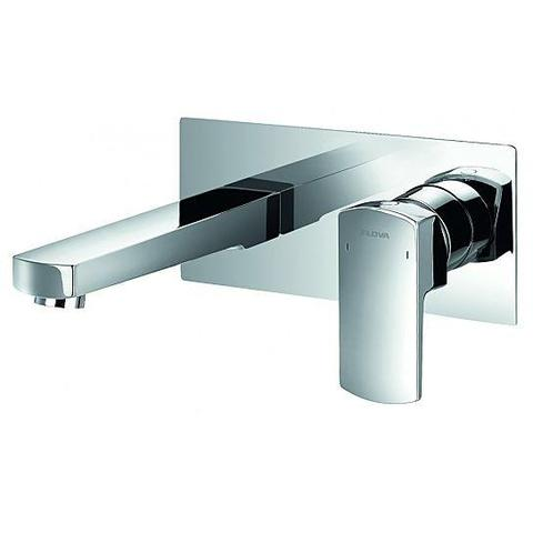 Dekka Concealed Single-Lever Basin Mixer With Clicker Waste Set