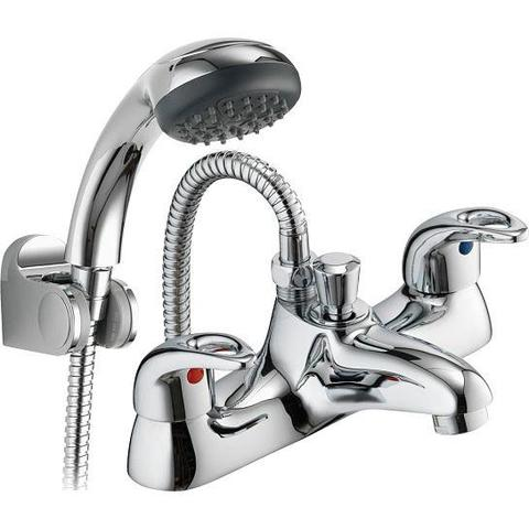 Dv8 Bath Shower Mixer With Kit