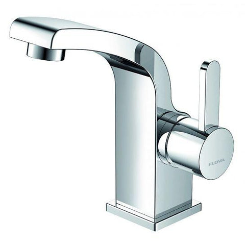 Essence Cloakroom Basin Mixer With Clicker Waste Set