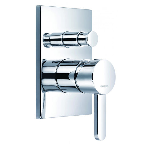 Essence Concealed Manual Shower Mixer 2-Way Diverter with Smartbox
