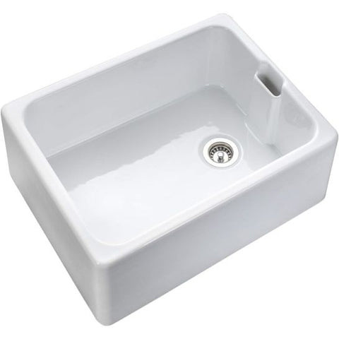 Rangemaster Farmhouse Belfast Ceramic Undermount Sink Sinks