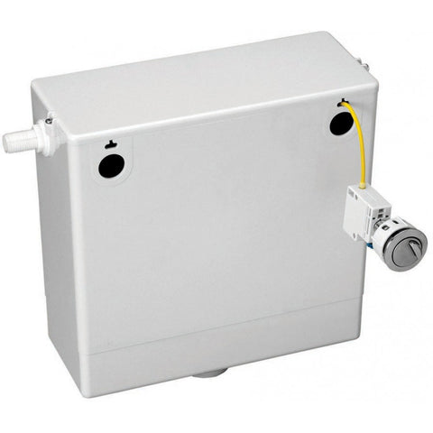 Concealed Cistern Complete with Dual Flush Button