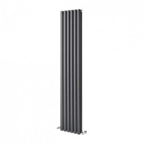 Izar Double Radiator 1800Mm X 350Mm 78Mm Heated Towel Rails