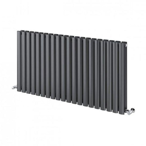 Izar Double Radiator 600Mm X 1180Mm 78Mm Heated Towel Rails