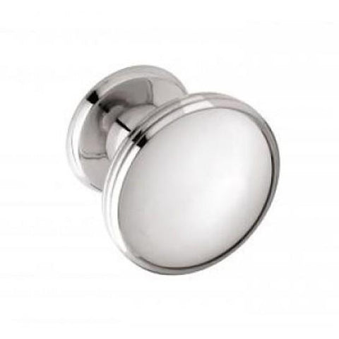 Bright Nickel 1909 Knob (K874.37.bn) Kitchen Handles