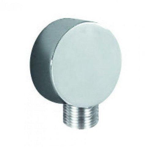 Annecy Round Wall Outlet Elbow Shower Hoses & Brackets