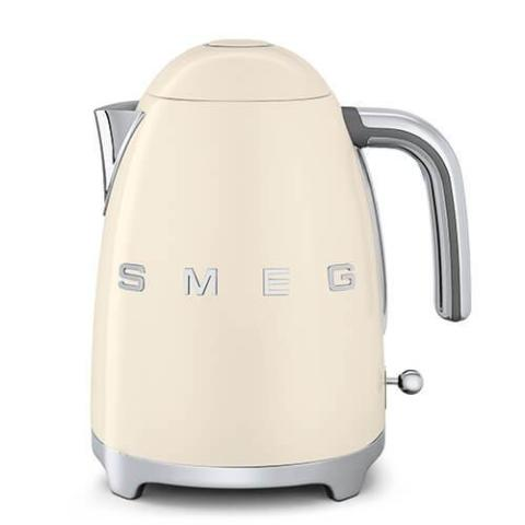 Smeg KLF03CRUK Cream Retro Style Cordless Electric Kettle - KBME
