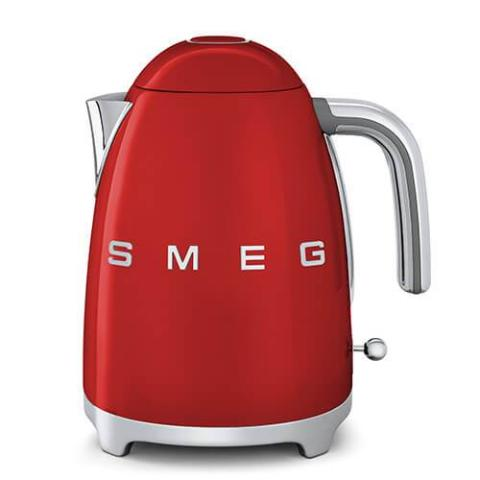 Smeg KLF03RDUK Red Retro Style Cordless Electric Kettle - KBME
