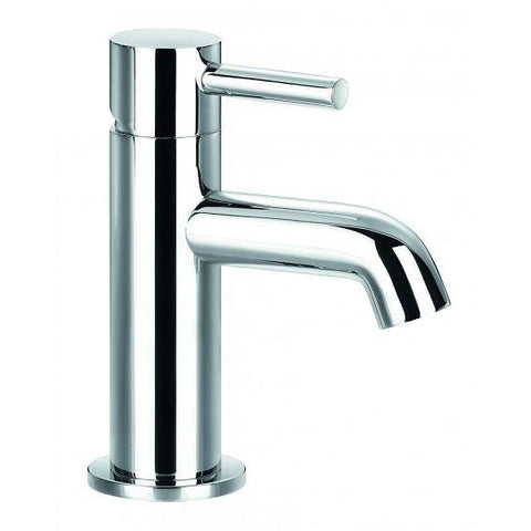 Levo Cloakroom Basin Mixer With Clicker Waste Set
