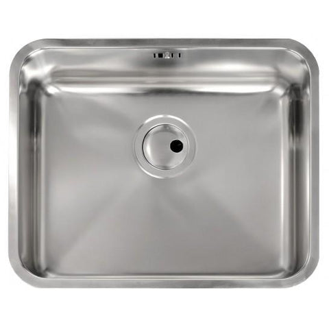 Adobe Matrix R50 1.0 Large Bowl Sink And Waste Undermounted Sinks