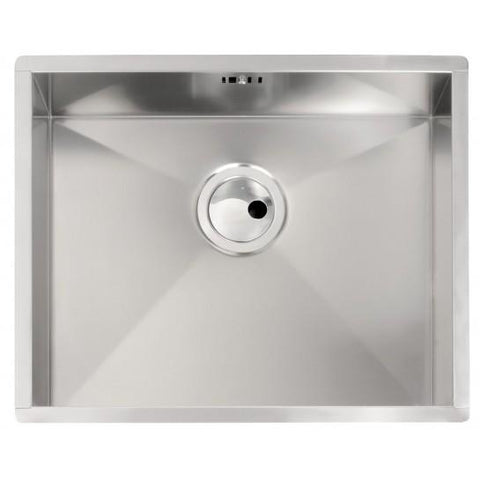 Abode Matrix Ro 1.0 Large Bowl Sink And Waste Undermounted Sinks