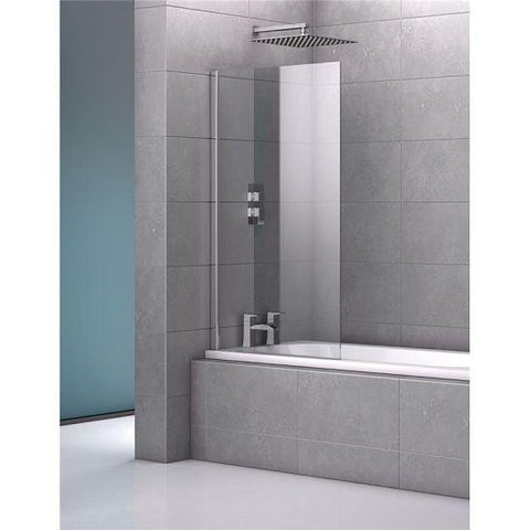 Madison 800Mm Single Rectangular Bath Screen Screens