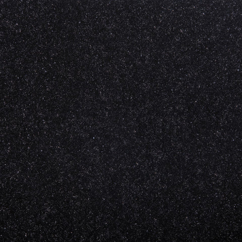 BB Nuance Black Sparkle Solid Worksurface - KBME