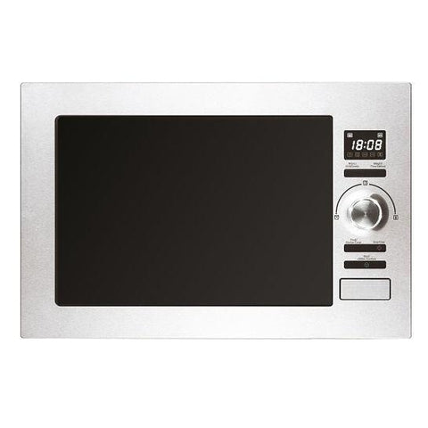 Unbranded Oubbmc25Ss Built In Combination Microwave Oven With Grill Microwaves
