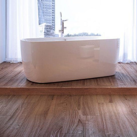 Pura Platto Fully Reinforced Freestanding Bath