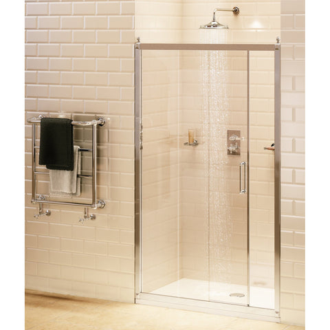 Burlington Soft Close Sliding Door Shower Enclosure - KBME