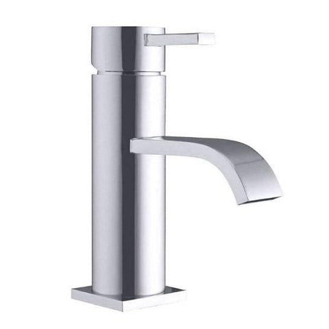 Reef Basin Mixer Including Waste