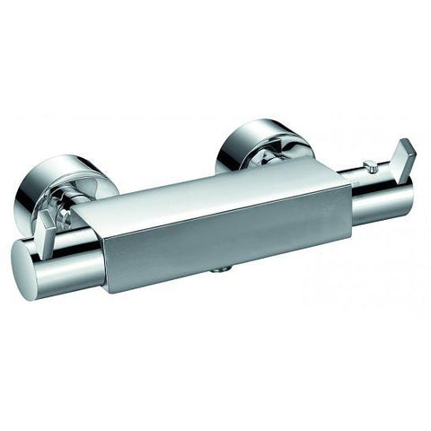 Str8 Exposed Thermostatic Shower Mixer (Excludes Kit) Mixers