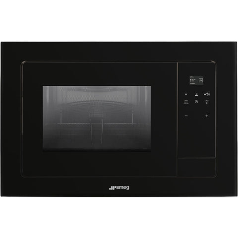 SMEG FMI120N1 Built in Microwave with Grill