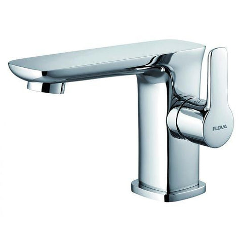 Urban Basin Mixer With Clicker Waste Set