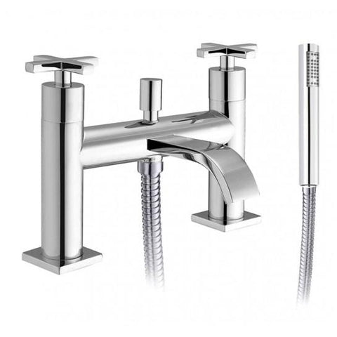 Victoria Bath Shower Mixer Including Handset