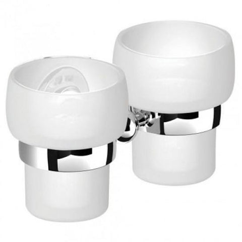 Windsor Double Tumbler And Holder