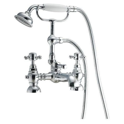 Wilton Bath Shower Mixer Including Handset