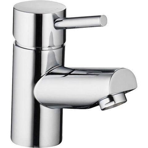 Pura Xcite Small Basin Mixer With Clicker Waste