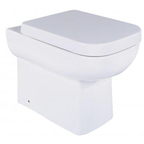 Mercury Back-To-Wall Toilet Back To The Wall