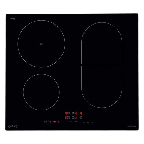 Belling 60cm Touch Control Induction Hob IHL602
