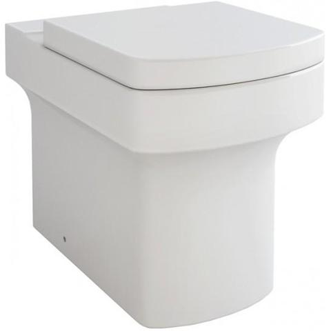 Dekka Back-To-Wall Toilet And Soft Close Seat Back To The Wall
