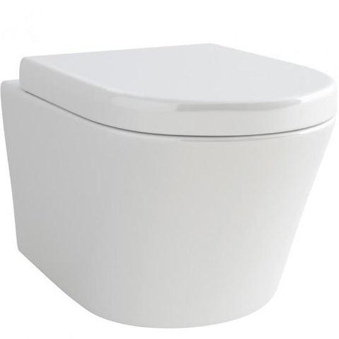 Arco Wall-Hung Wc Bowl And Seat Wall Hung