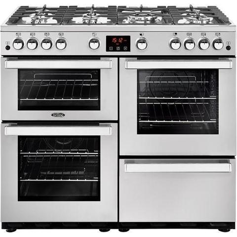 Belling Cookcentre 100G Gas Range Cooker Cookers