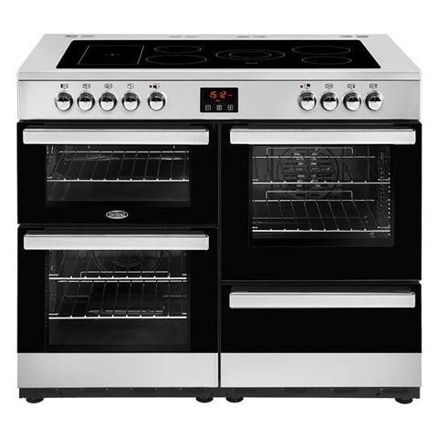 Belling Cookcentre 110E Ceramic Range Cooker Cookers