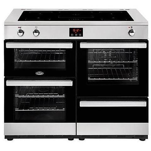 Belling Cookcentre 110Ei Induction Range Cooker Cookers