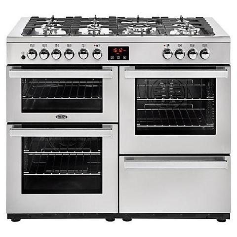 Belling Cookcentre 110Dft Dual Fuel Range Cooker Cookers