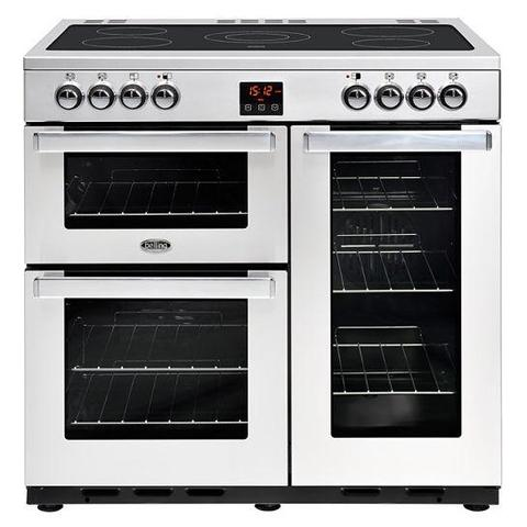 Belling Cookcentre 90E Ceramic Range Cooker Cookers