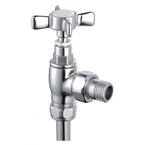 Crosshead Traditional Radiator Valves (Pair) & Heating Elements