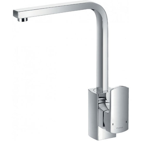 Flova Dekka Single-Lever Kitchen Mixer Waste Disposers & Hot Water Taps